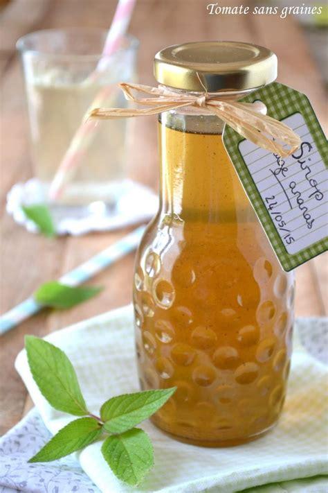 sauge ananas cuisine 17 meilleures idées à propos de bouteille de vin jardin