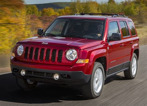2015 Jeep Patriot  Overview Cargurus
