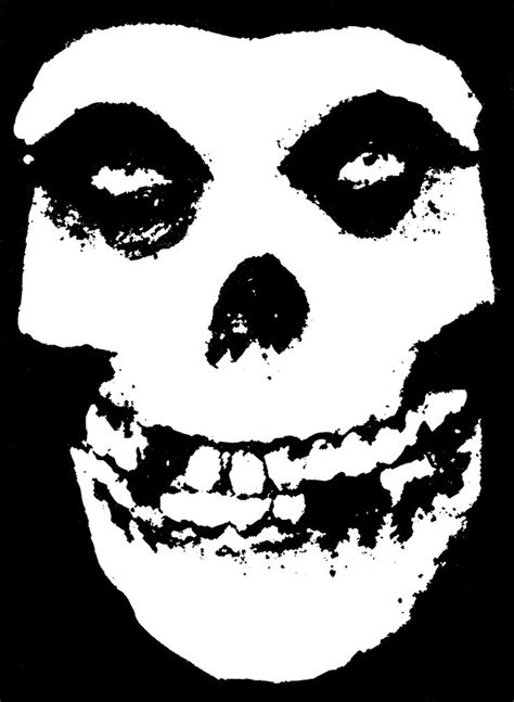 Misfits. | Misfits skull, Misfits wallpaper, Band logo design