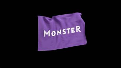 Flag Animated Monster Whats Monsters