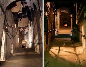 Underground Edinburgh: The lost streets of Mary King's ...