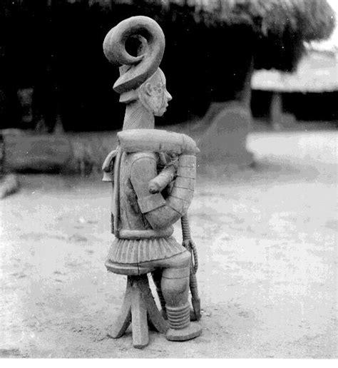 ikenga shrine figure jones archive