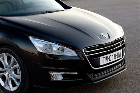peugeot  reports strong sales