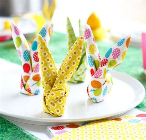 cuisiner le lapin en cocotte 15 épingles pliage serviette paques incontournables