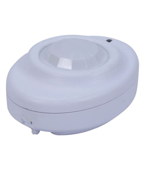 Ceiling Mount Occupancy Sensor Switch by Vighnaharta Oval Ceiling Mount Occupancy Sensor Light