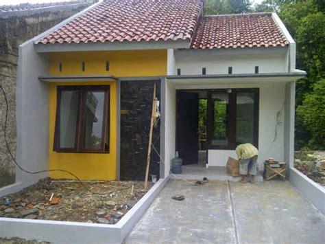 rumah minimalis type  terbaru  nyaman  keluarga