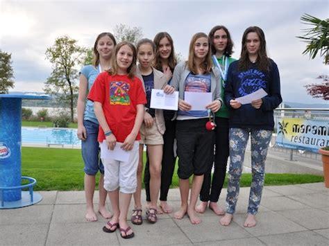 schwimmwettkampf bericht
