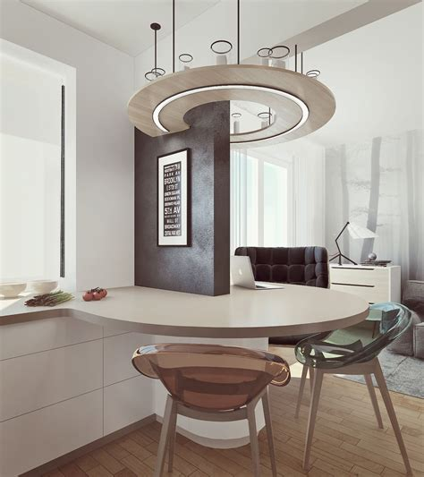 5 Contrasting Small Apartment Designs 5 contrasting small apartment designs
