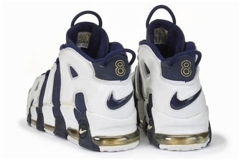 olympic nike air  uptempo  sole collector