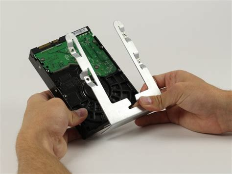 Mac Pro First Generation Hard Disk Drive Hdd Replacement