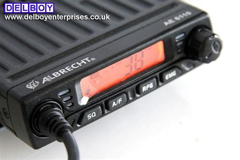 albrecht ae 6110 delboy s radio albrecht ae 6110 anytone smart mods v2 new features