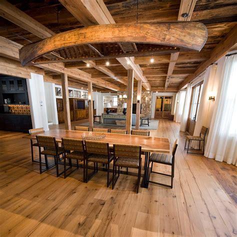 Longleaf Lumber   Reclaimed Red & White Oak Wood