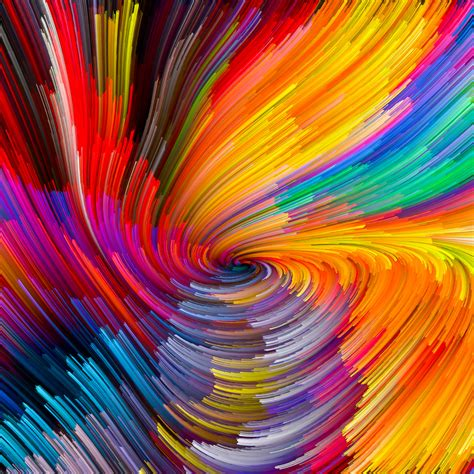 Vy10-digital-abstract-line-color-rainbow-pattern
