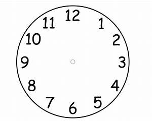 clock face template cyberuse With clock face templates for printing