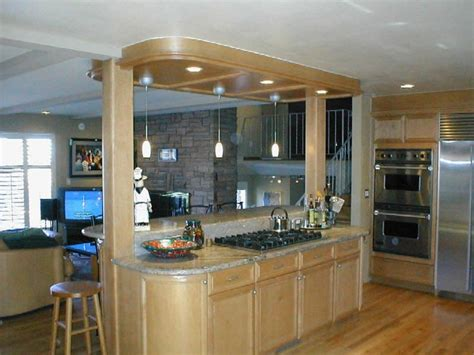 columns on kitchen island ideas for my house