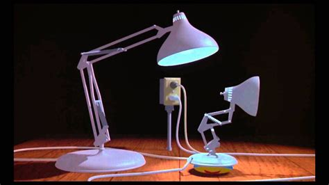 Pixar  Luxo Jr  Youtube