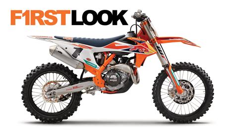 Dirt Bike Racing Pictures First Look 2018 Ktm 450 Sx F Factory Edition Motocross Feature Stories Vital Mx