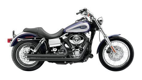 Cobra Speedster Slashdown Exhaust For Harley Dyna 2012