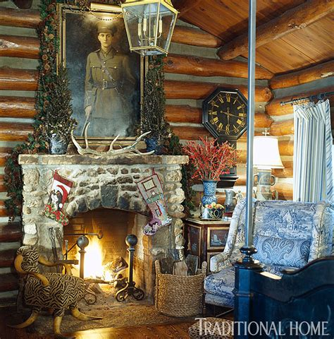 Charles Faudree's Country Cabin  Traditional Home