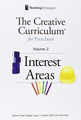 the creative curriculum for preschool interest areas vol 869 | 40e4b28cc2bbf4fd454ef6b4ff005616