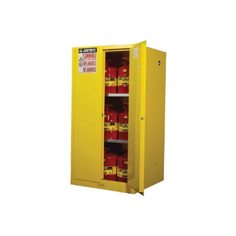 Justrite Flammable Cabinet Shelf by Indonesia Sell Jual Justrite 896000 Yellow Flammable
