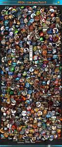 mega games icon pack   xhumed  deviantart