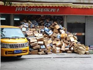Singles Day Online Shopping Sales Overload Delivery ...