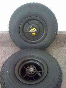 Air Wheel Suitable For Powakaddy Trolleys