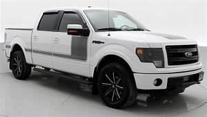 2013 Ford F  Dub Push Wheels  U0026 Falken At3w Tires