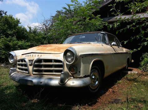 Where Is The Chrysler 300 Built by 1955 Chrysler C300 3n551001 Chrysler 300 Built
