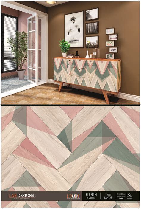 What's New: Lab Designs New Digital Print Laminate Collection