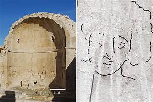 Rare Painting Of Jesus U2019 Face Discovered In Ancient Church