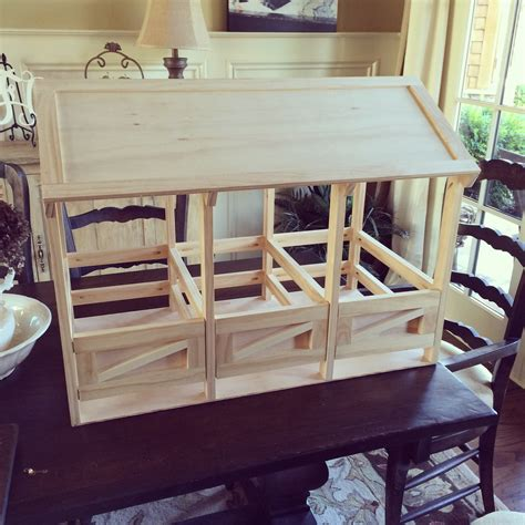ana white stable diy projects