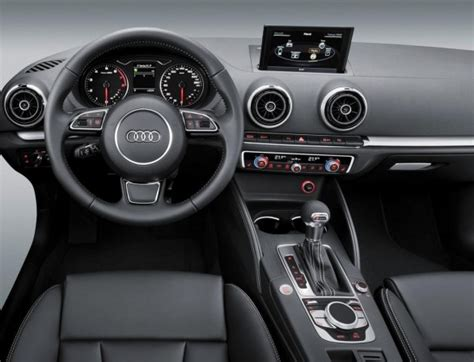 Audi A3 Interni Nuova Audi A3 Foto Ufficiali Interni