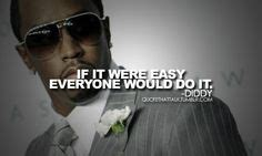P Diddy Quotes About Money