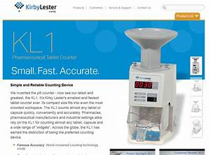 Kl1 Automated Tablet And Pill Counter    Pharmacy Robot