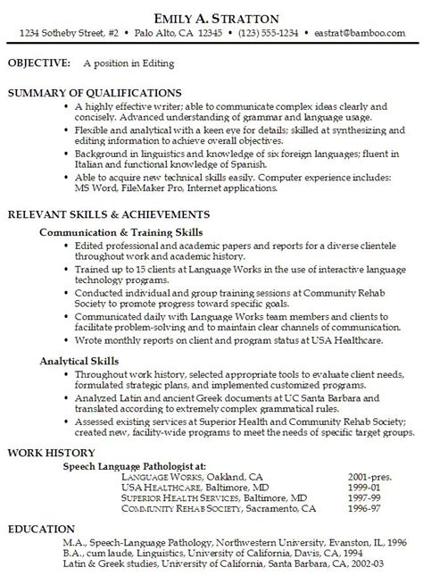 25 unique functional resume template ideas on