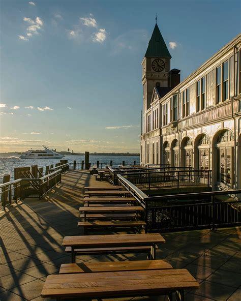 Pier A Harbor House New York, Ny, Usa  Condé Nast Traveler