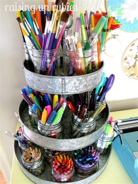 practical diy storage ideas   crafting space