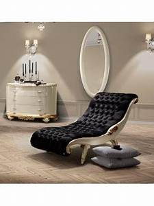 Chaise Longue De Salon : chaise longue de salon pas cher ~ Teatrodelosmanantiales.com Idées de Décoration