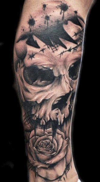 skull tattoo  joe carpenter  tattoos tattoos