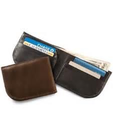 Curved Front Pocket Wallets for Men