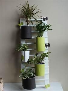 Echelle En Bois Déco : diy d co r cup faire un vase avec un set en bambou ~ Dailycaller-alerts.com Idées de Décoration