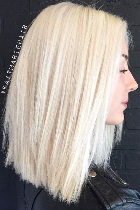 Hair Colour Or Blond by 25 Best Ideas About Platinum Hair On