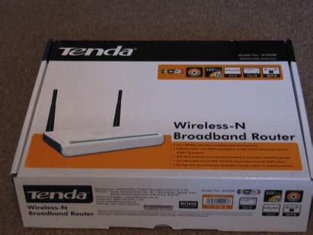 on tenda w306r w307r router review product