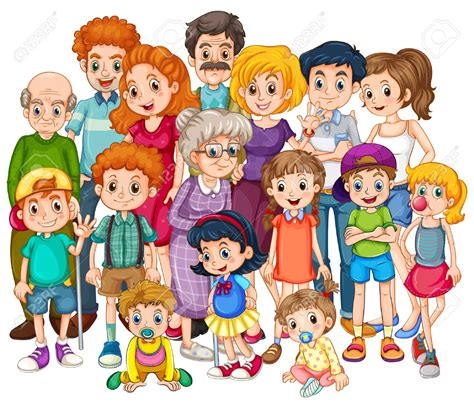 family clipart picture of family clipart 101 clip