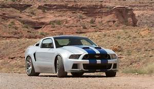"""Need for Speed"" Movie Ford Mustang Hero Car to Be"