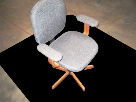 deluxe black chair mats are heavy duty chair mats by
