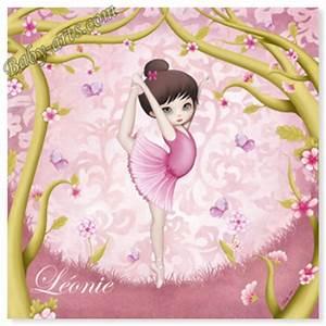Tableau Pour Chambre Enfant Tableau Pour Enfant Oiseau Cerises Rose Toile 20x20cm Cadeau De