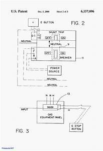 Cutler Hammer Shunt Trip Breaker Wiring Diagram